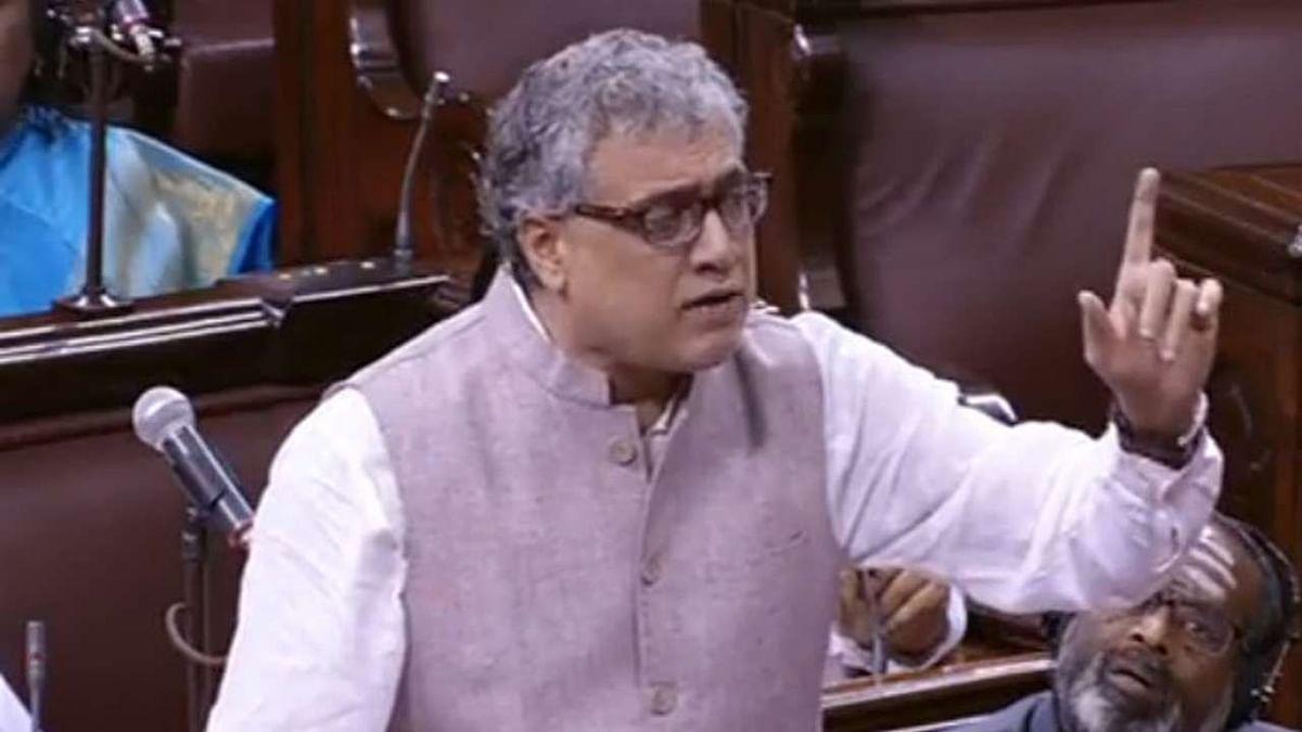 सरकार Pegasus पर खुली चर्चा करे वरना नहीं चलने देंगे संसद: TMC सांसद ब्रायन