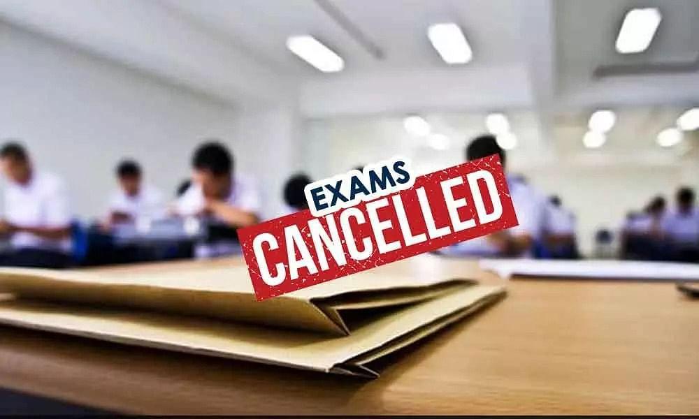 संभावित तीसरी लहर को देखते हुए पीईबी ने की सभी परीक्षाएं रद्द