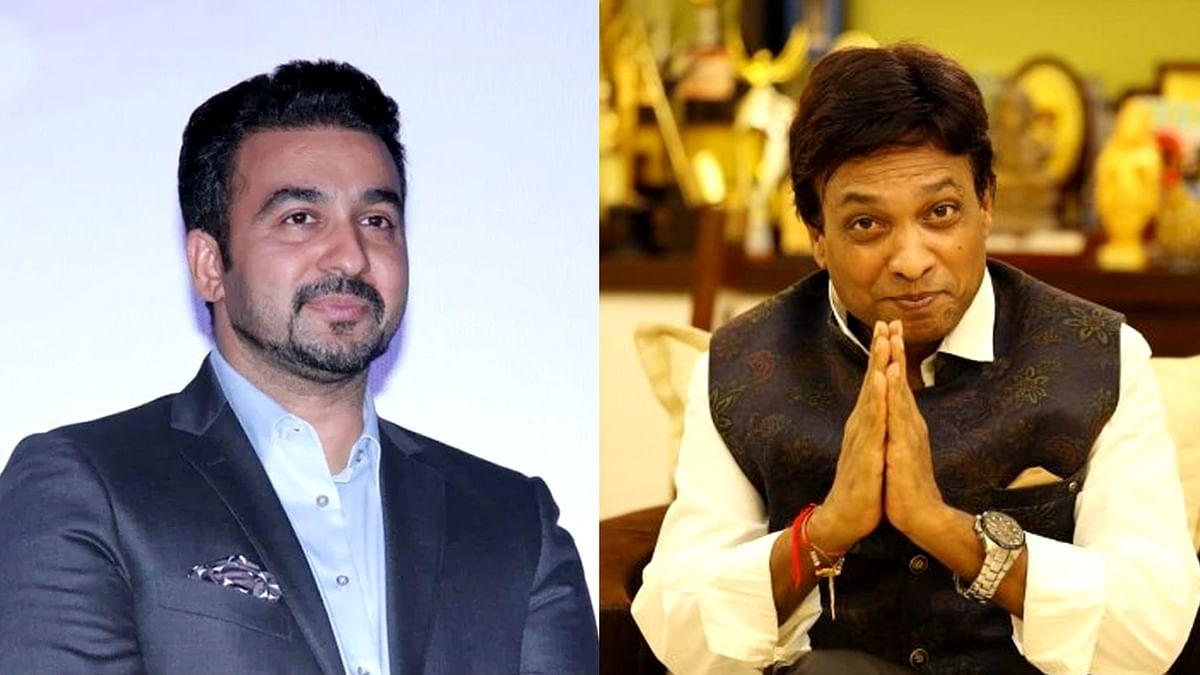राज कुंद्रा मामले में सुनील पाल का बयान, किया इन अभिनेताओं का भी जिक्र