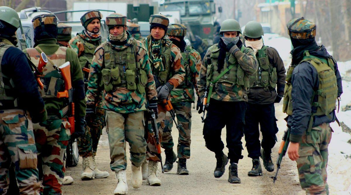 पुलवामा हमले का सुरक्षाबलों ने लिया बदला- टॉप पाकिस्तानी आतंकी का अंत