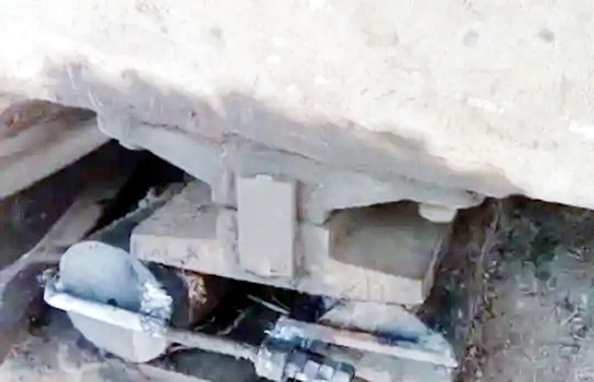 Bhind : चंबल पुल की बैरिंग का लॉक टूटा, हो सकता है बड़ा हादसा