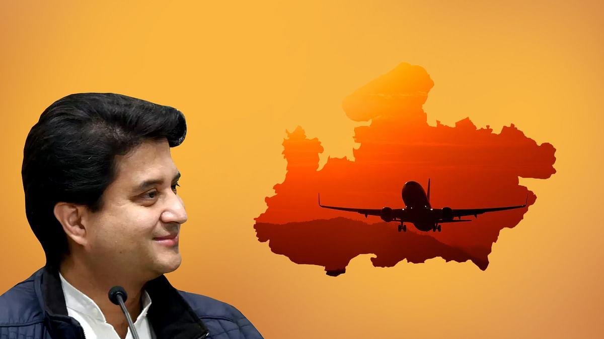 MP के लिए Jyotiraditya Scindia की बड़ी पहल, एक साथ 8 नई फ्लाइट को दी मंजूरी