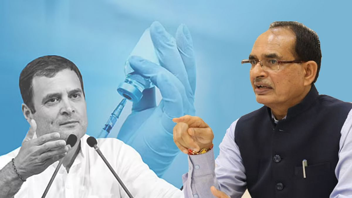जुलाई आ गई लेकिन Vaccine नहीं आई... राहुल गांधी के ट्वीट पर सीएम का पलटवार