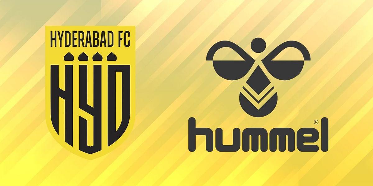 Hyderabad FC ने डेनिश स्पोटर्सवियर ब्रांड Hummel के साथ की साझेदारी