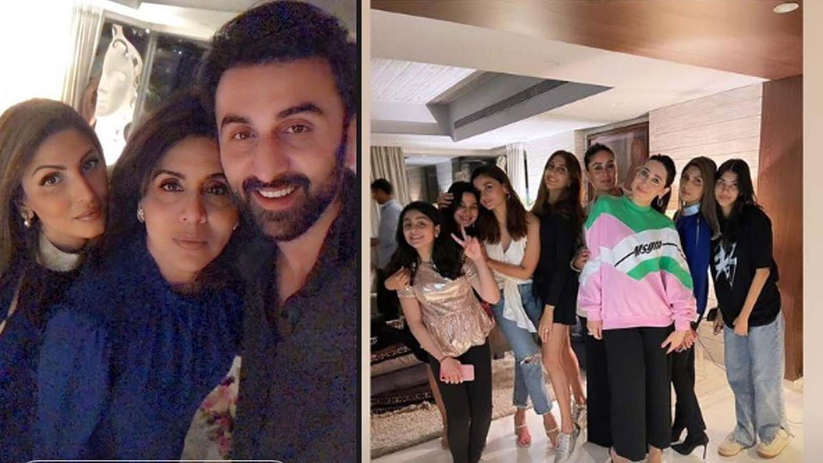 Neetu Kapoor की बर्थडे पार्टी की तस्वीरें वायरल, करीना-आलिया भी आईं नजर