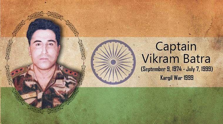 सेना और देश गौरव के साथ याद कर रहा है 'परमवीर' कैप्टन बत्रा को