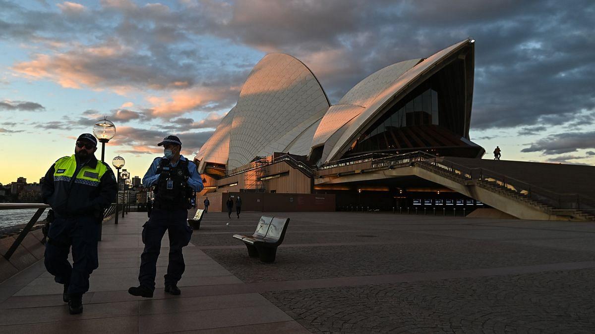 Sydney में चार और हफ्तों तक लॉकडाउन बढ़ाया