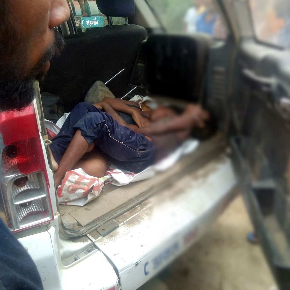 Bhind : तालाब में नहाने गए एक ही परिवार के दो बच्चों की मौत