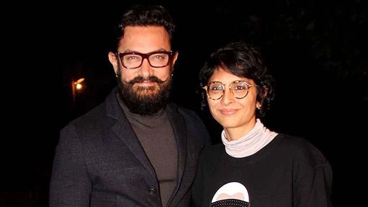 तलाक के बाद आमिर खान-किरण राव का वीडियो आया सामने, देखें Video