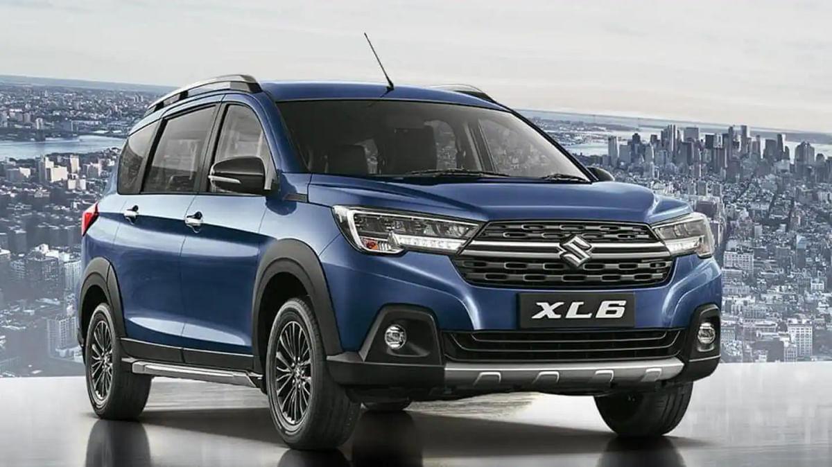 Maruti Suzuki की MPV कार XL6 बनी जून में तीसरी सबसे ज्यादा बिकने वाली कार