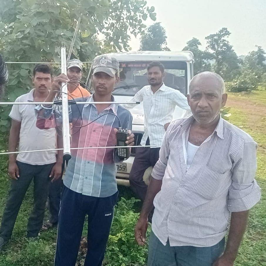 सिंगरौली : भरसेड़ा में नर-मादा टाइगर के दहाड़ से ग्रामीण में दहशत