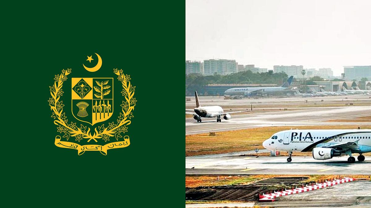 पाकिस्तान में गैर-टीकाकरण वाले लोगों को घरेलू हवाई यात्रा की अनुमति नहीं