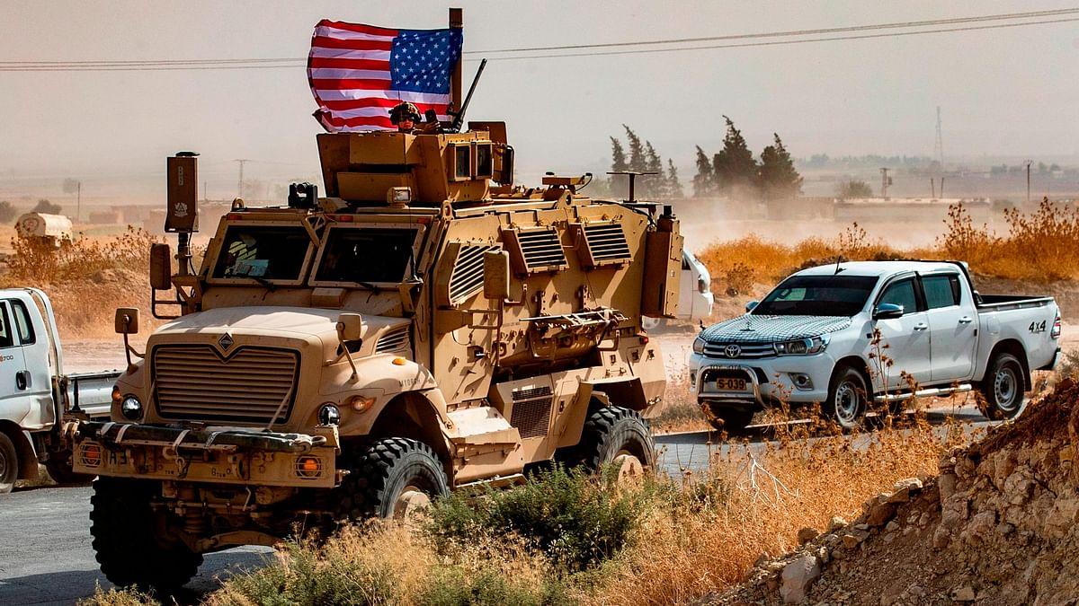 अमेरिका और तुर्की के सीरिया छोड़ने पर ही पश्चिम एशिया में स्थिरता संभव