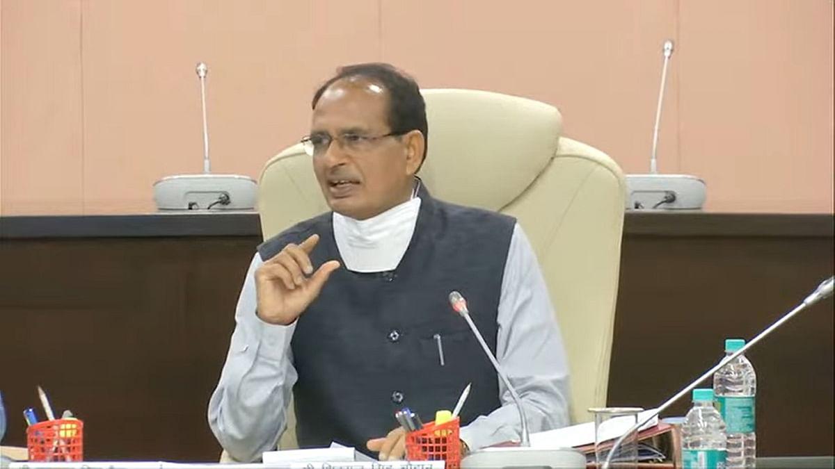 एमपी के मुख्यमंत्री शिवराज ने Cabinet Meeting के पूर्व संबोधन में कही ये बात