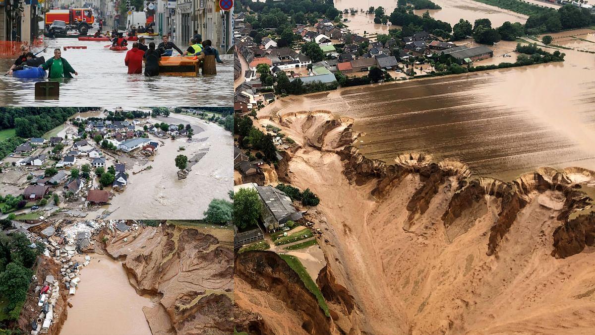 जर्मनी में बांध टूटने से आई बाढ़ की त्रासदी- मौत का आंकड़ा 133 तक पहुंचा