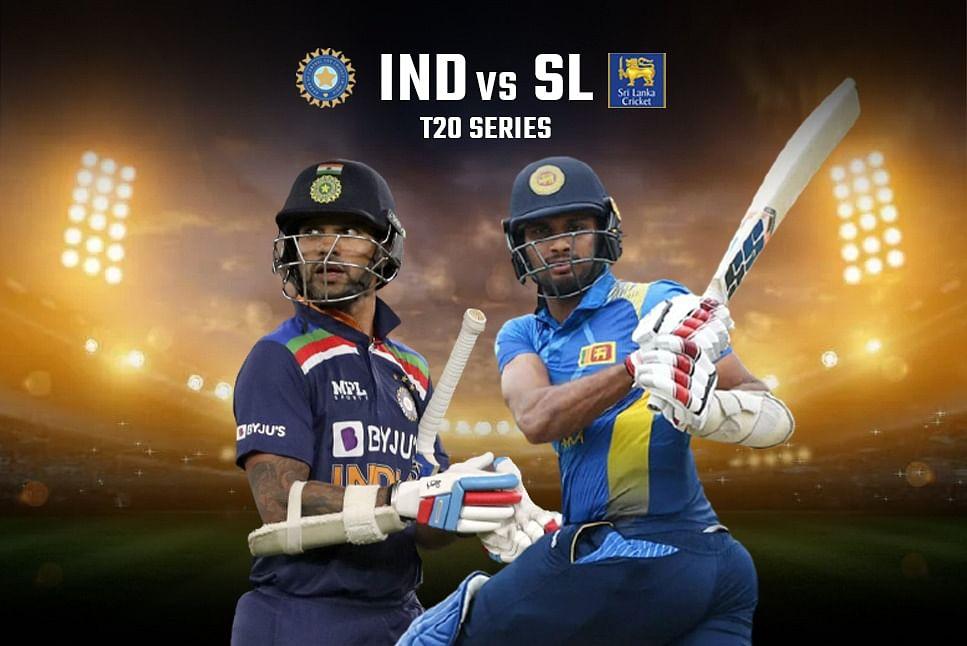 श्रीलंका ने भारत से जीती टी 20 सीरीज