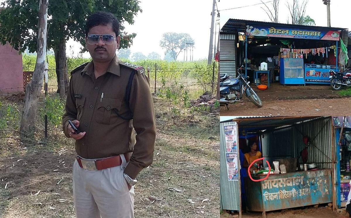Anuppur : अवैध कारोबार नहीं रोक पा रहे थाना प्रभारी