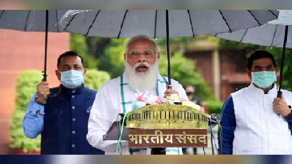 नए मंत्रियों का परिचय न होने पर PM मोदी का तंज-कुछ लोगों को रास नहीं आ रहा
