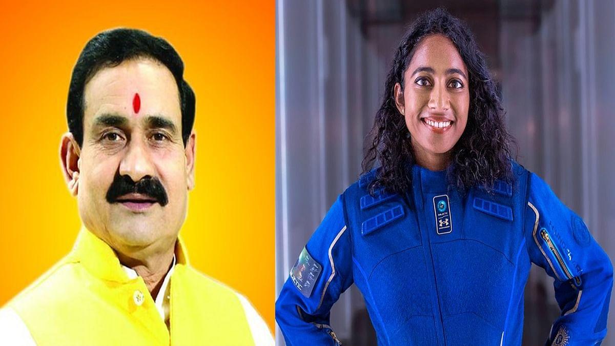 आज अंतरिक्ष के लिए उड़ान भरेगी भारत की बेटी Sirisha Bandla, मिश्रा ने दी बधाई