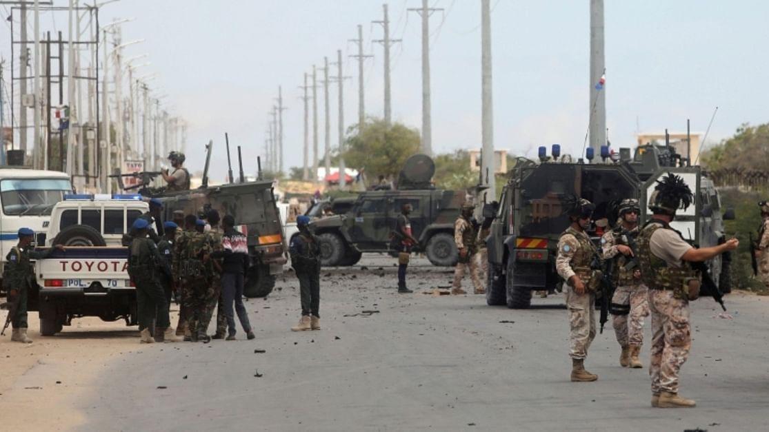 सोमालिया में सुरक्षा बलों के साथ मुठभेड़ में अल शबाब के 15 आतंकवादी ढेर