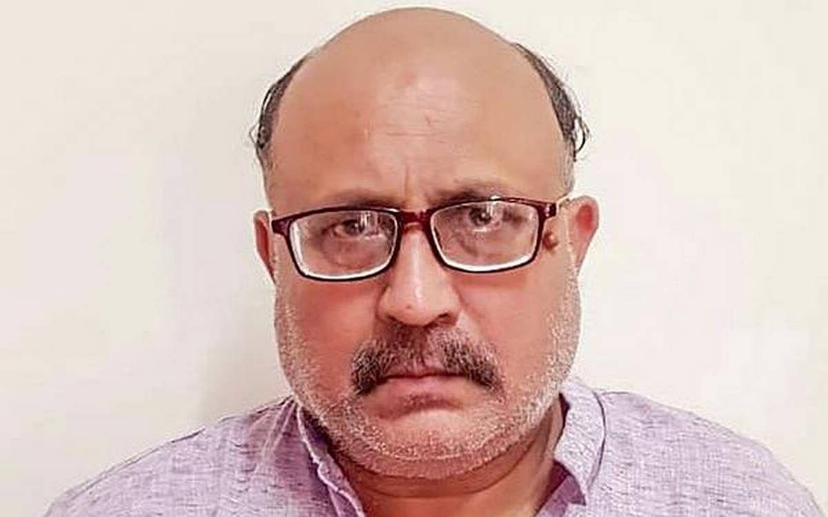 चीन के लिए जासूसी करने के मामले में पत्रकार Rajeev Sharma गिरफ्तार