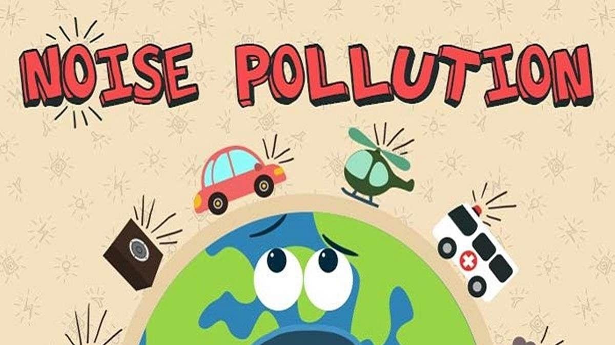 दिल्ली में ध्वनि प्रदूषण करने पर वालों से वसूला जाएगा 1 लाख तक जुर्माना