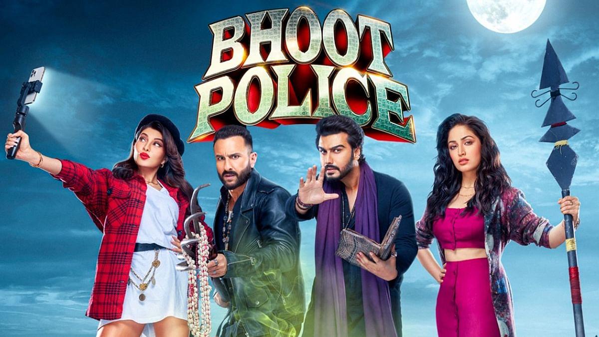 इस दिन रिलीज होगी Bhoot Police, नए पोस्टर के साथ मेकर्स ने किया ऐलान