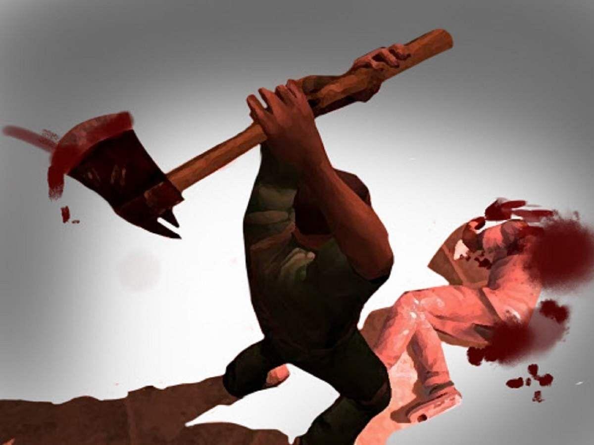 Jabalpur: ससुर-बहु ने लांघी मर्यादा, बेटे ने कुल्हाड़ी से काटकर कर दी हत्या