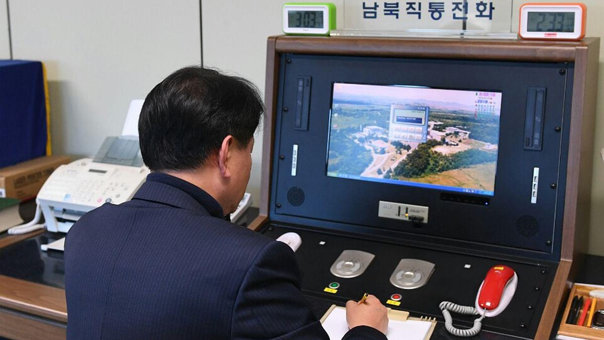 द कोरिया, डीपीआरके ने बहाल की सीमापार संचार हॉटलाइन