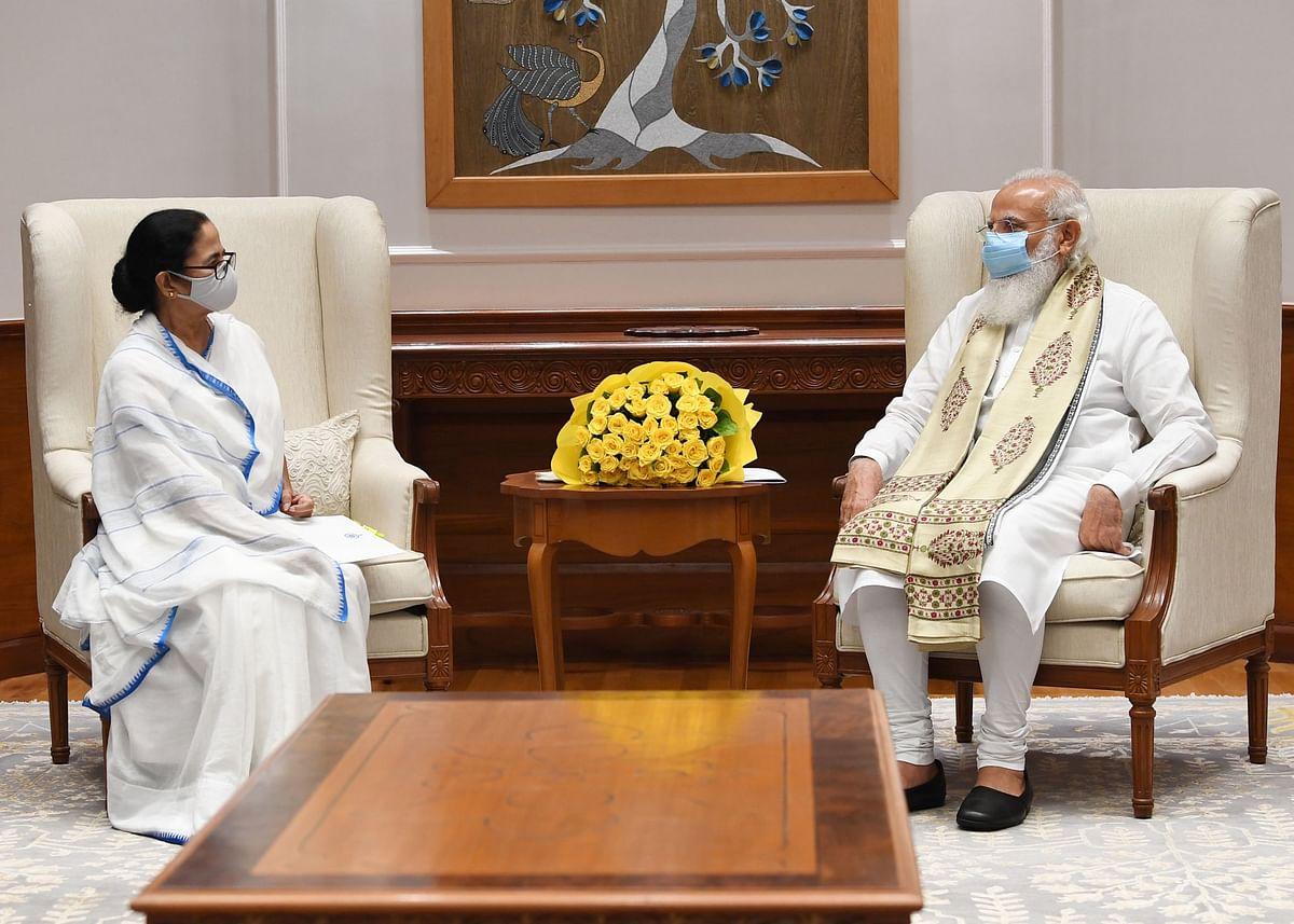 PM मोदी से मुलाकात के बाद CM ममता बनर्जी ने बताया- इस बारे में हुई चर्चा