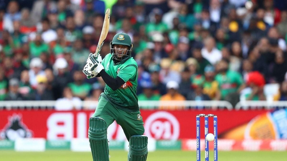 शाकिब की लाजवाब पारी, बंगलादेश ने जीती सीरीज