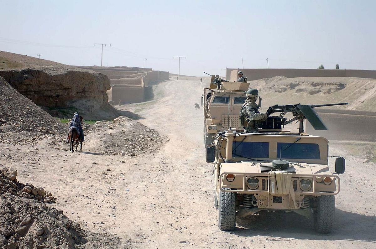 अफगानिस्तान में सुरक्षा बलों की कार्रवाई में 152 आतंकवादी ढेर, 52 घायल