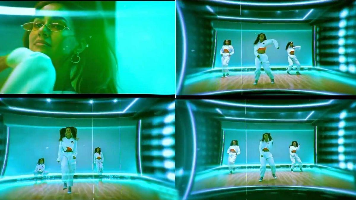 Disha Patani ने किया Kiss Me More पर जबरदस्त डांस, टाइगर ने किया कमेंट