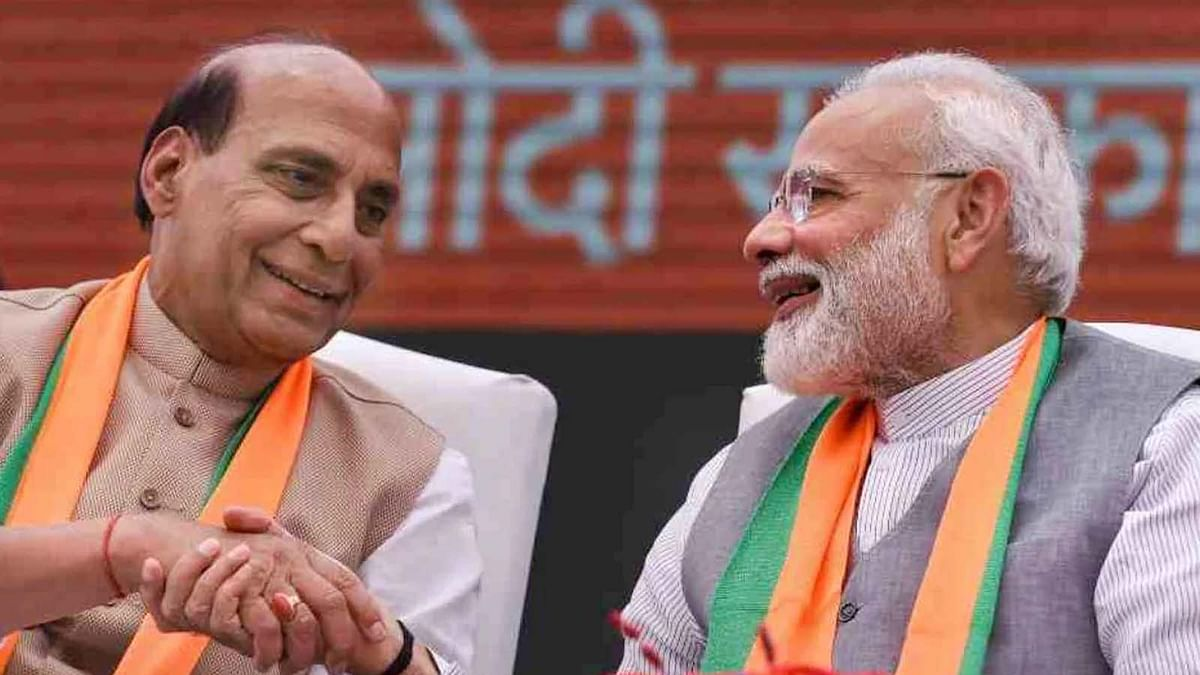 Rajnath Singh Birthday:रक्षा मंत्री के लिए PM समेत कई नेताओं का आया बधाई संदेश