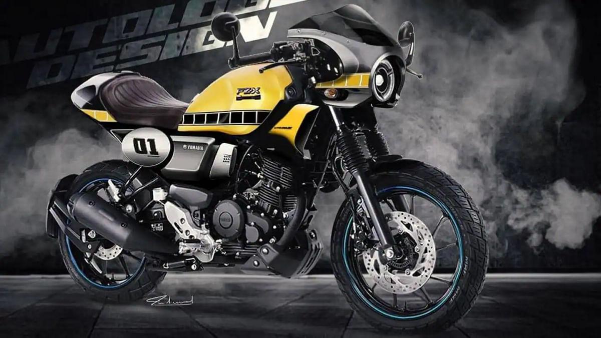 Yamaha ने पेश की अपनी न्यू डिजाइन्ड बाइक 'FZ-X'
