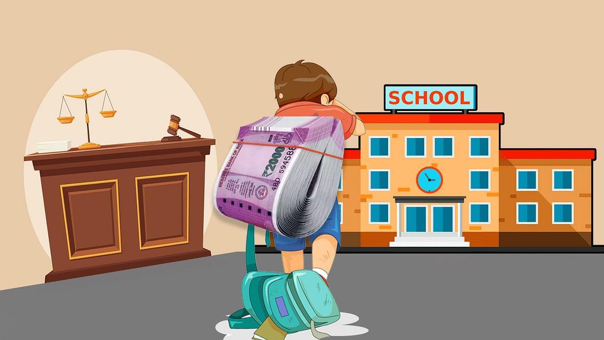 निजी स्कूलों को 10% फीस बढ़ाने की स्वतंत्रता न्यायालय के आदेश की अवेहलना