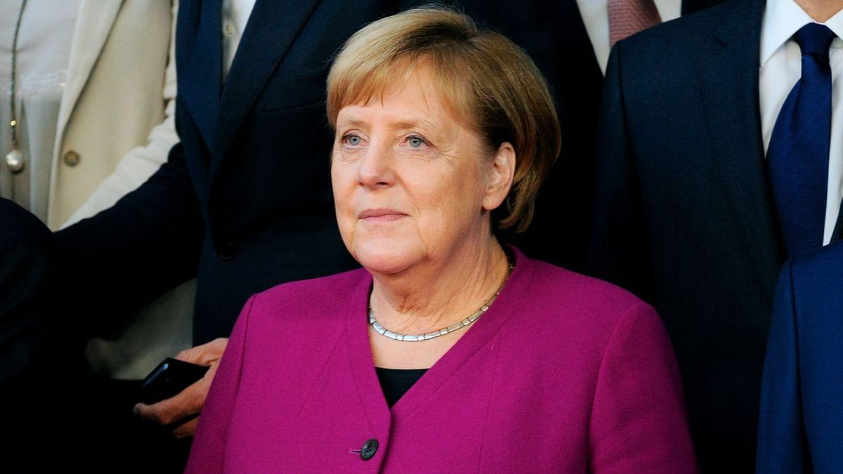अमेरिकी-जर्मन संधि नॉर्ड स्ट्रीम 2 पर सभी मतभेदों का हल नहीं करती : मर्केल