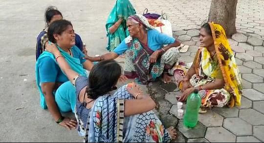 Sagar : बीएमसी में मरीज की मृत्यु के बाद हुआ जमकर हंगामा