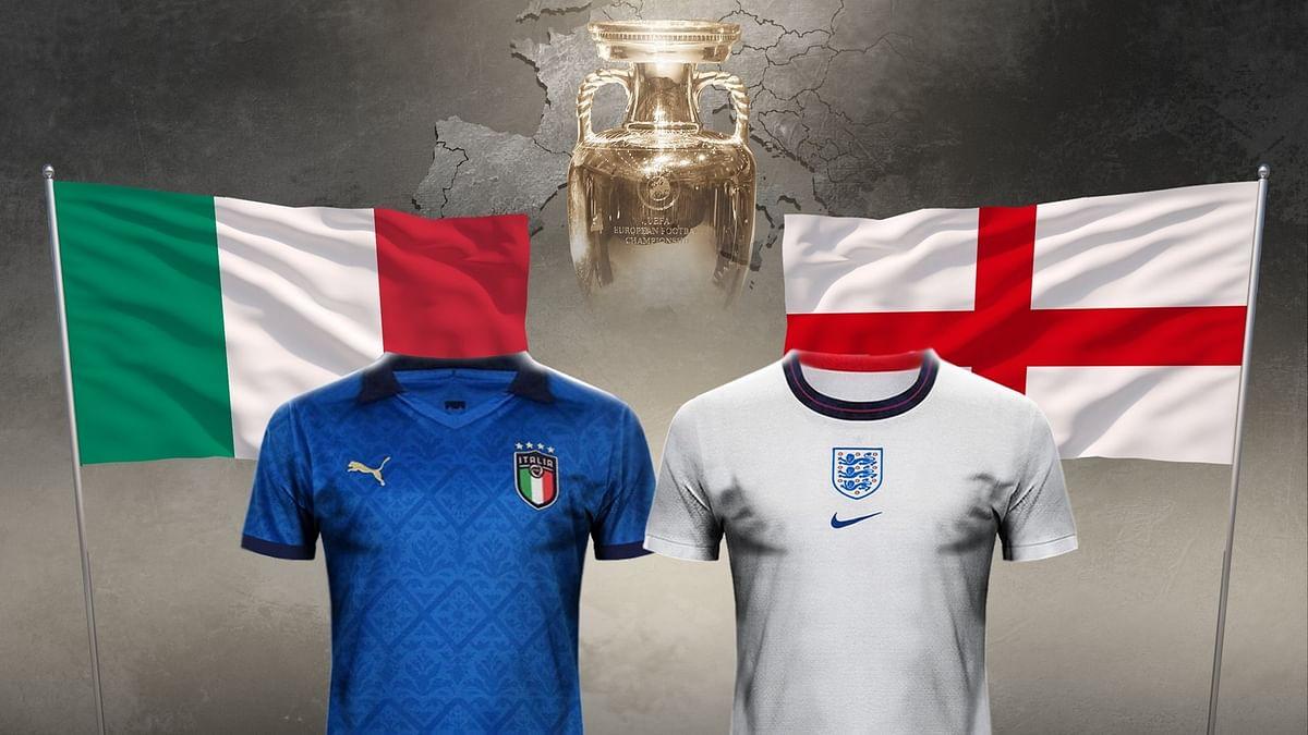अतिरिक्त समय में डेनमार्क को हरा कर इंग्लैंड यूरो 2020 के फाइनल में