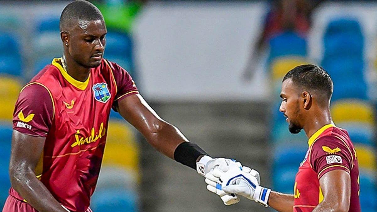 दूसरे वनडे में Australia को चार विकेट से हरा कर West Indies ने 1-1 से की बराबरी