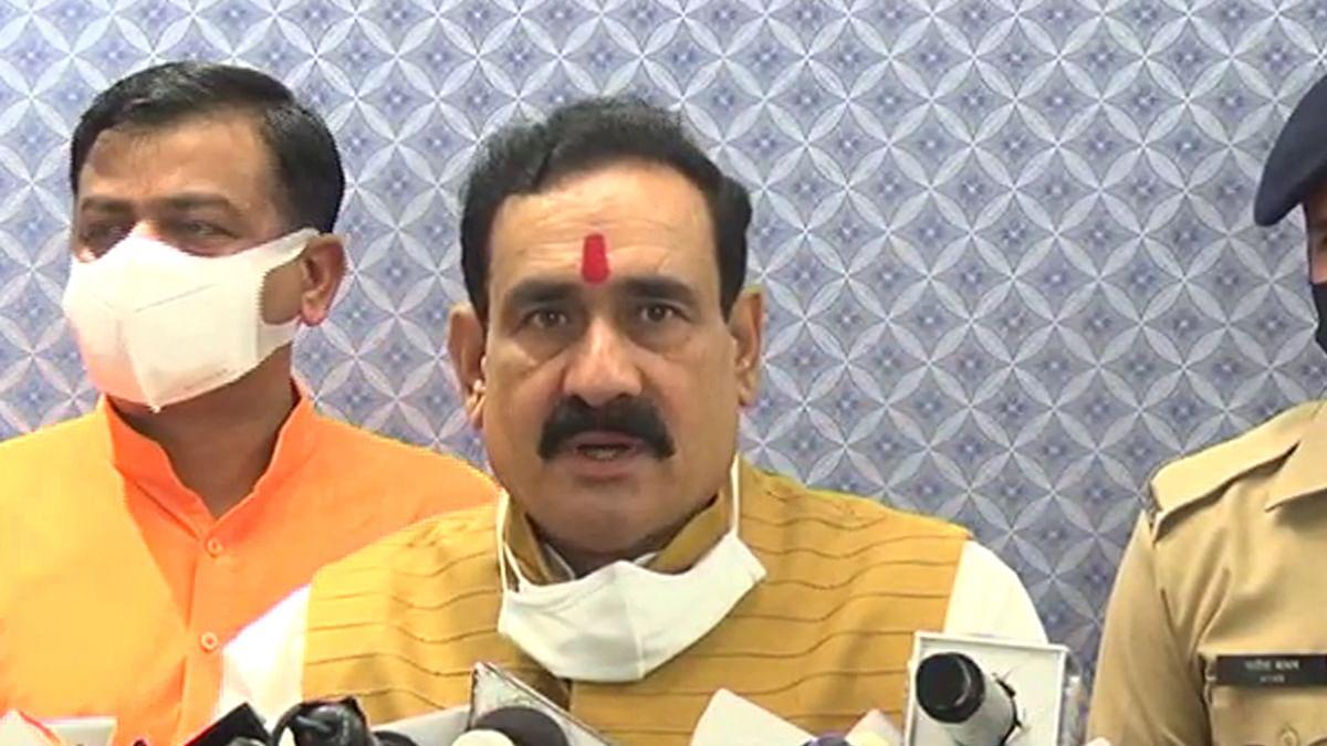 Narottam Mishra ने कसा तंज, कहा- तुष्टीकरण की राजनीति करते हैं दिग्विजय सिंह