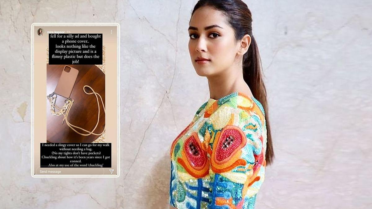 ऑनलाइन शॉपिंग में ठगी की शिकार हुईं Mira Rajput, पोस्ट शेयर कर कही यह बात