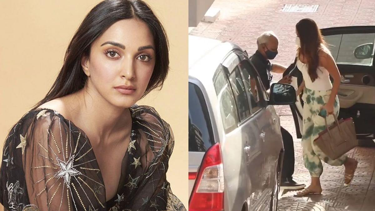 बुजुर्ग ने खोला Kiara Advani की कार का गेट, वीडियो देख यूजर्स ने किया ट्रोल