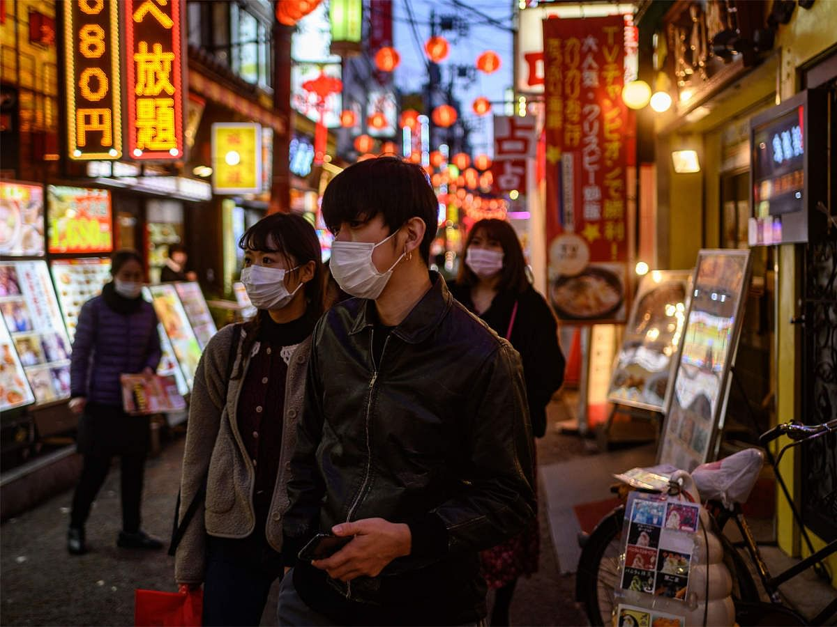 टोक्यो में कोरोना वायरस संक्रमण के 1979 नए मामलों की पुष्टि