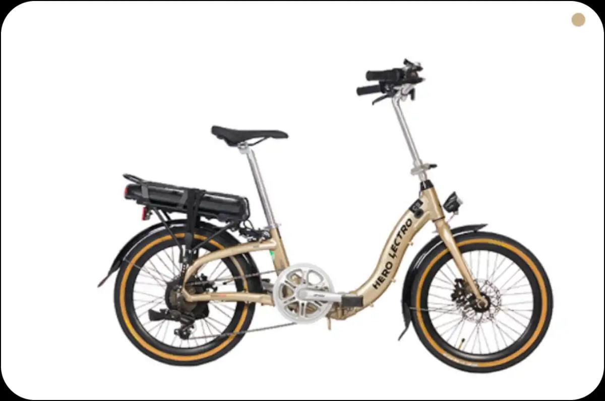 Hero ने की स्टाइलिश इलेक्ट्रिक साइकिल 'LECTRO C9' के लांच की घोषणा