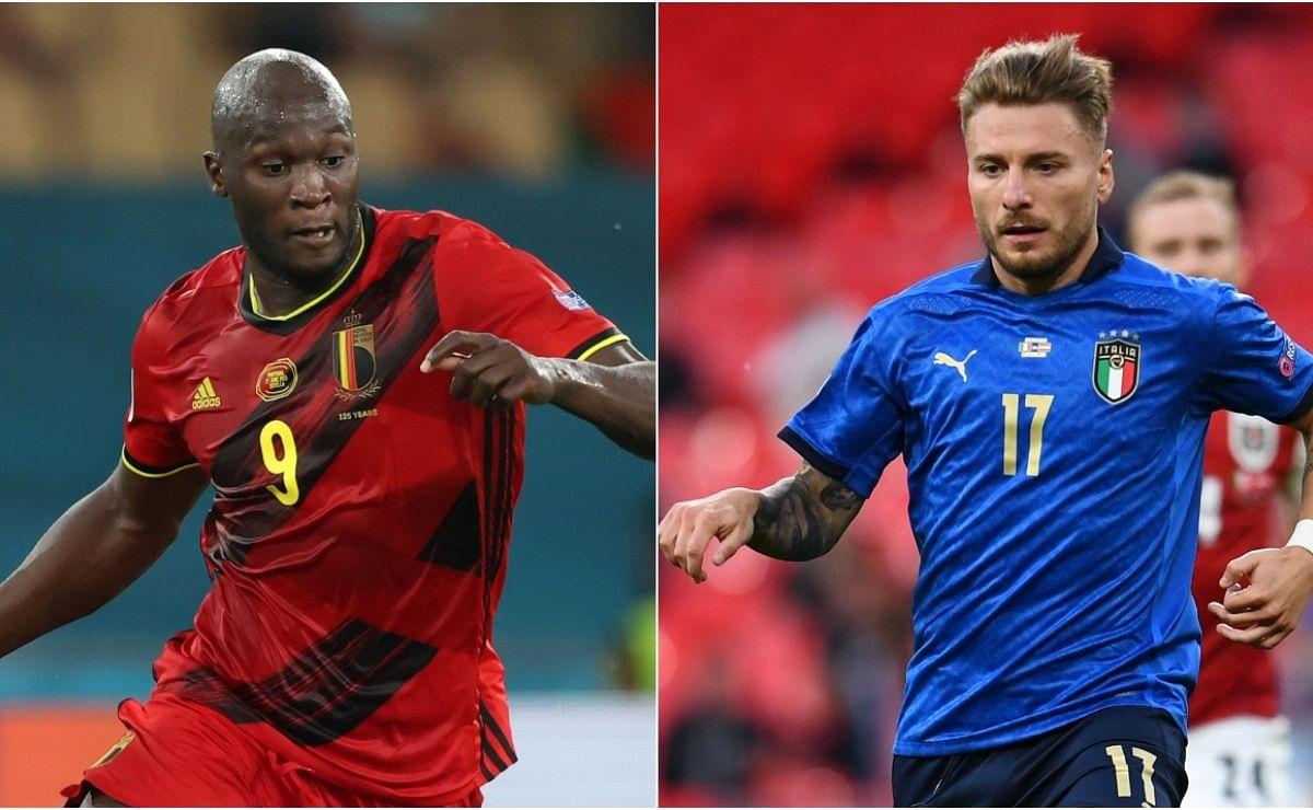 Belgium को 2-1 से हरा कर Euro Cup के सेमीफाइनल में पहुंचा Italy