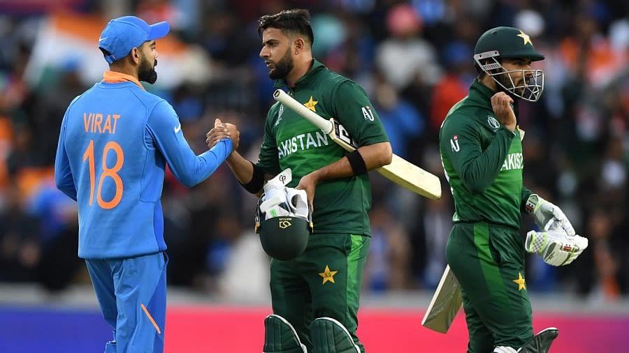 India और Pakistan T-20 World Cup के एक ही ग्रुप में