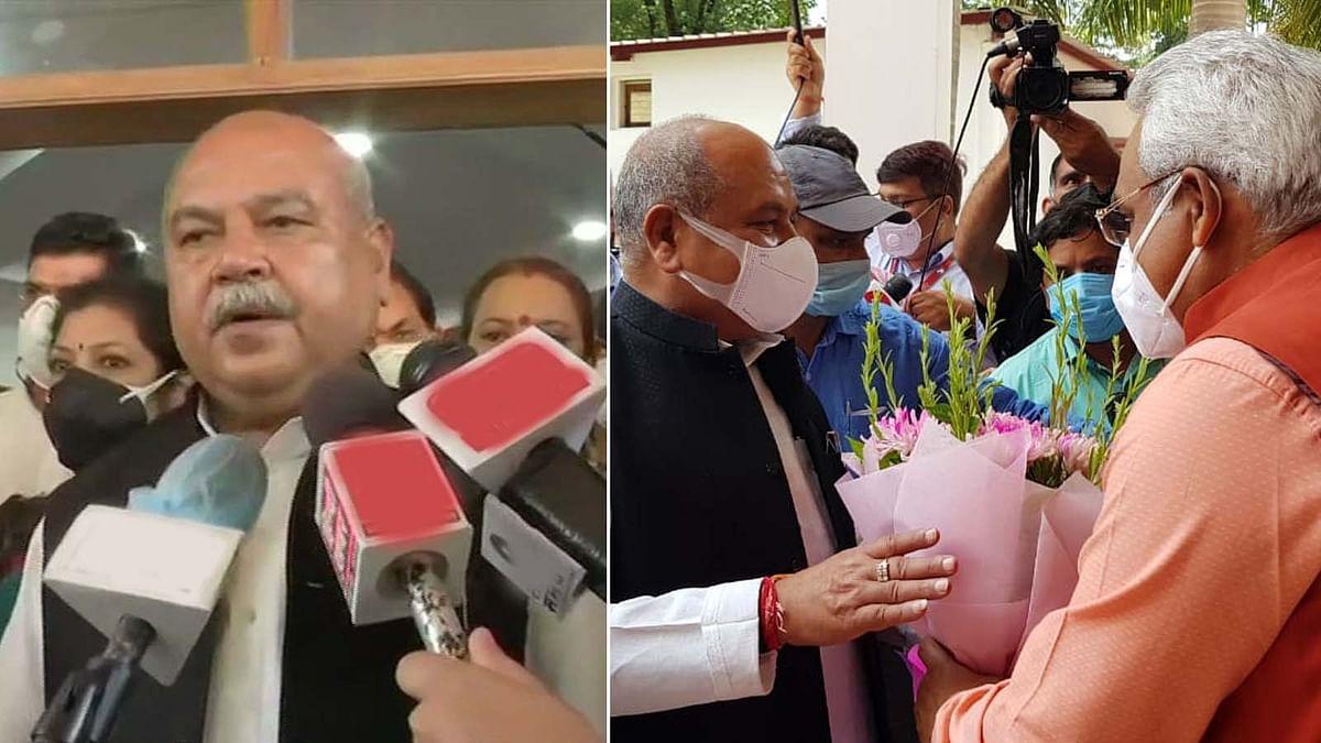 केंद्रीय मंत्री नरेंद्र सिंह तोमर ने बताया-कब होगा पुष्कर धामी का शपथ ग्रहण