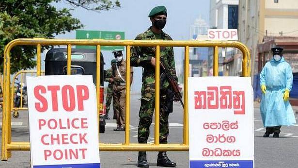 श्रीलंका में 10 दिन का देशव्यापी क्वारंटीन कर्फ्यू