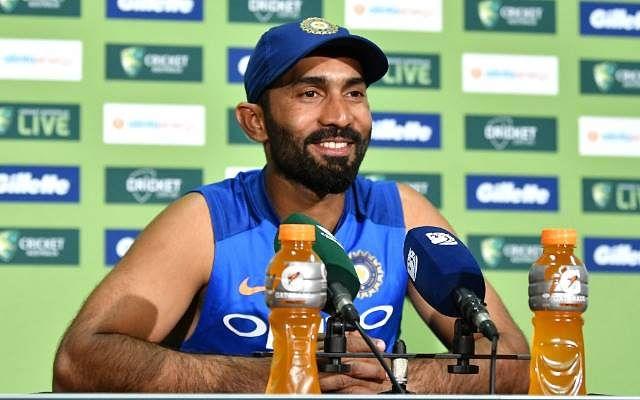 भारत के टी-20 विश्व कप के सेमीफाइनल में पहुंचने पर कोई संदेह नहीं : कार्तिक